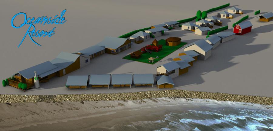Oceanside Resort map