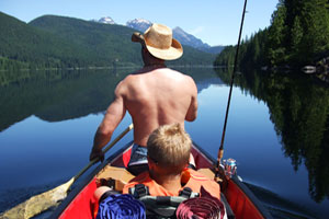 Oceanside Resort Canoeing