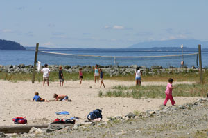 Oceanside Resort Volleyball
