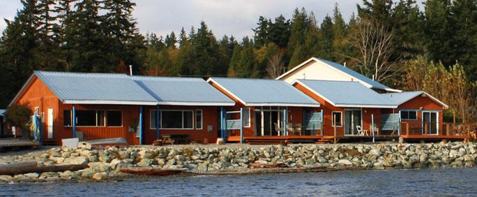 Oceanside Resort Ocean Front Cabins