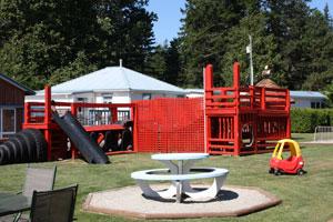 Oceanside Resort play area