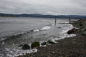 Oceanside Park Storm watching